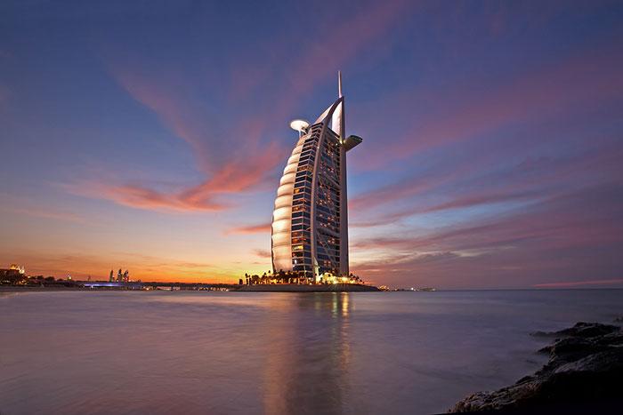 عکس هتل های دبی