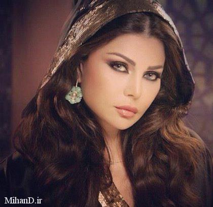 عکسهای هیفا وهبی خواننده زن لبنانی